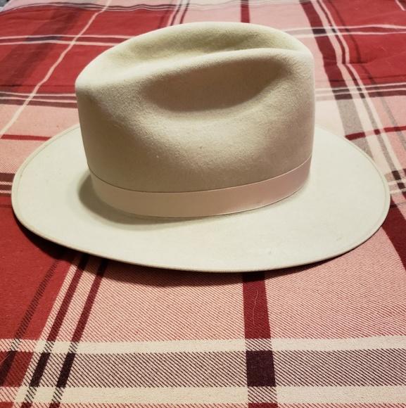 ea551255 Stetson Accessories | Vintage Open Road Felt Hat | Poshmark